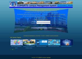Comsis.edu.pk thumbnail