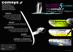 Comsys.co.uk thumbnail