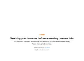 Comune.info thumbnail