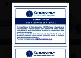 Conareme.org.pe thumbnail