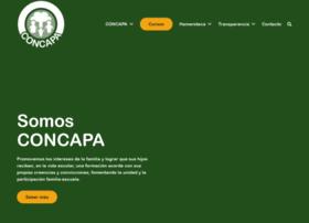 Concapa.org thumbnail
