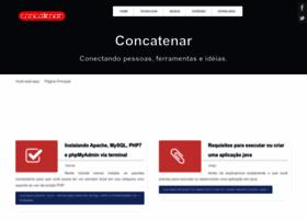 Concatenar.com.br thumbnail