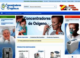 Concentradordeoxigeno.es thumbnail