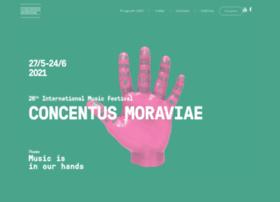 Concentus-moraviae.cz thumbnail