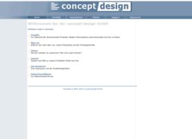 Conceptdesign-gmbh.de thumbnail