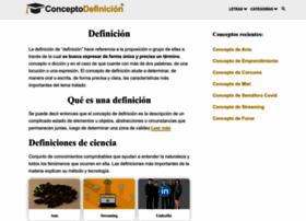 Conceptodefinicion.de thumbnail