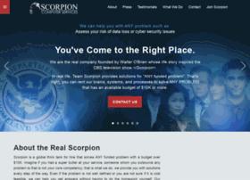 conciergeup.com at Website Informer. Scorpion. Visit
