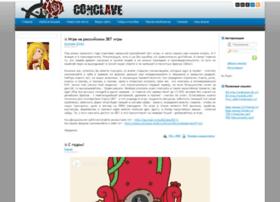 Conclave-guild.ru thumbnail