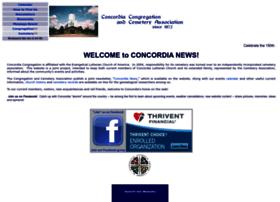 Concordianews.org thumbnail