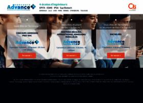 Concours-advance.fr thumbnail