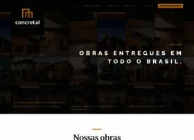 Concretal.com.br thumbnail
