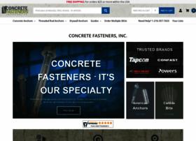 Concretefasteners.com thumbnail