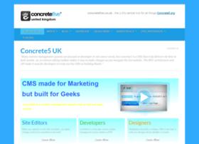 Concretefive.co.uk thumbnail