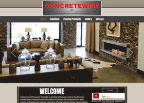 Concretewise.co.za thumbnail