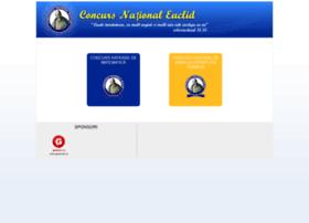 Concurs-euclid.ro thumbnail
