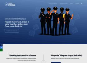 Concursopolicial.com.br thumbnail