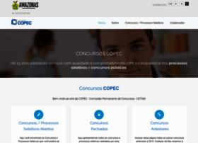Concursoscopec.com.br thumbnail