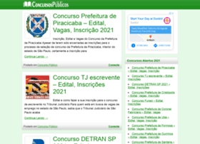 Concursospublicos.org thumbnail