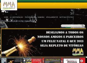 Confederacaomma.com.br thumbnail