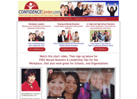 Confidencecenter.com thumbnail