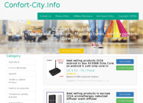 Confort-city.info thumbnail