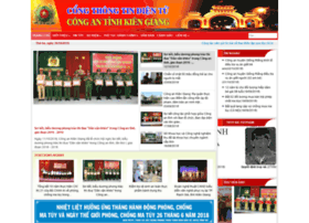 Congankiengiang.gov.vn thumbnail