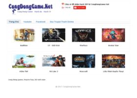 Congdonggame.net thumbnail