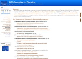 Congo-education.net thumbnail