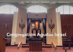 Congregationagudasisrael.org thumbnail