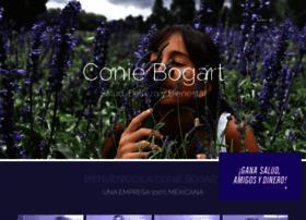 Coniebogart.com.mx thumbnail