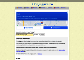 Conjugare.ro thumbnail