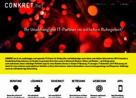 Conkret.net thumbnail