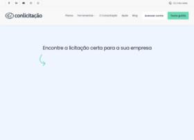 Conlicitacao.com.br thumbnail