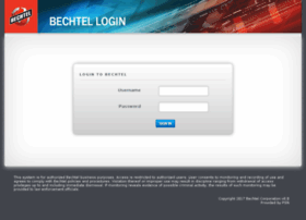 Connect.bechtel.com thumbnail