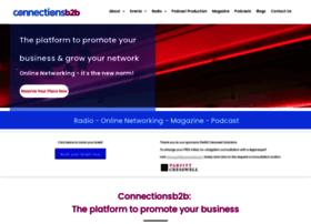 Connectionsb2b.co.uk thumbnail