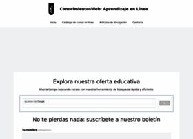 Conocimientosweb.net thumbnail