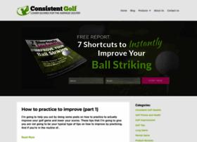 Consistentgolf.com thumbnail