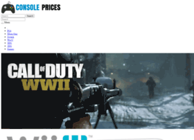 Console-price.co.uk thumbnail