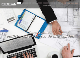 Constructoracidepa.cl thumbnail