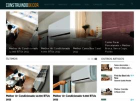 Construindodecor.com.br thumbnail