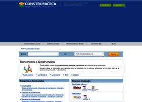 Construmatica.com thumbnail