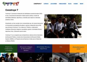 Construye-t.org.mx thumbnail