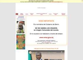 Consuladodebenin.org thumbnail