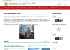 Consulategeneralportugalvancouver.org thumbnail
