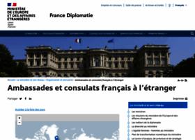 Consulfrance.org thumbnail