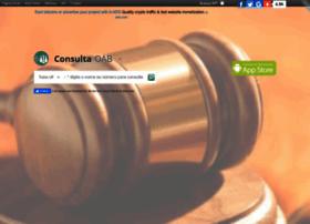 Consultaoab.com.br thumbnail
