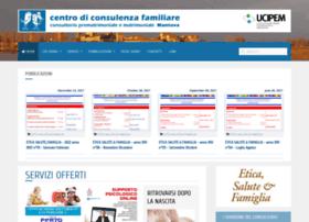 Consultorioucipemmantova.it thumbnail