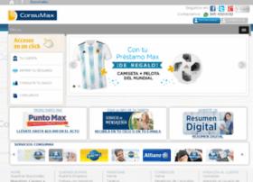 Consumax.com.ar thumbnail