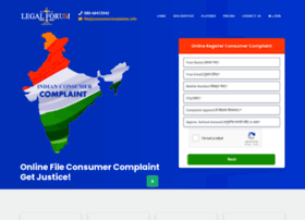 Consumercomplaints.info thumbnail