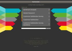 Consumers-survey.com thumbnail